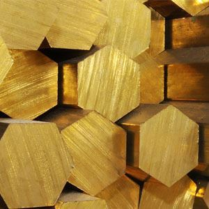 C64200 Naval Brass Hex Rods stockist in india