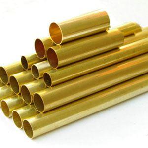 Aluminium Brass Pipes stockists in india