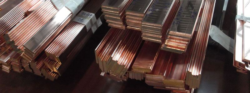 Aluminium Bronze Flat Bars manufacturers in India
