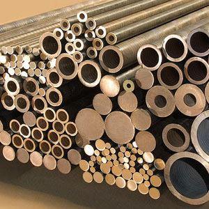 Aluminum Bronze AB1 Hollow Bar Manufacturers in India