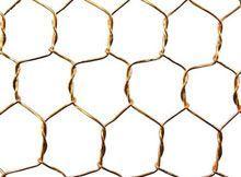 Brass Hexagonal Wire Mesh manufacturer in india