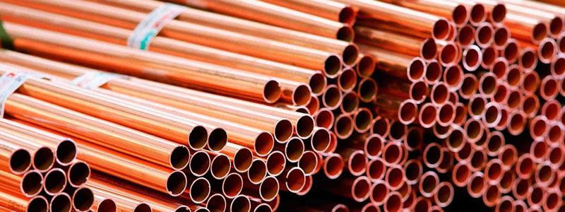 Cupro Nickel 70/30 Pipe and Tubes manufacturers in India
