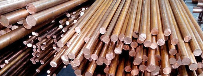 Cupro Nickel 70/30 Round Bars manufacturers in India