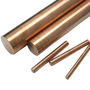 cupro nickel round bars supplier in india
