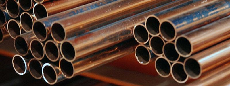 Cupro Nickel Pipe manufacturers in India