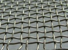 Inter Crimped Wire Mesh manufacturer in india