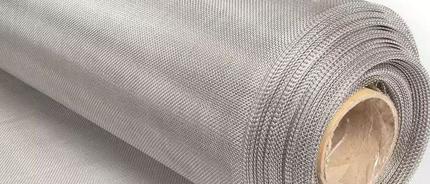 Monel Wire Mesh manufacturer in india