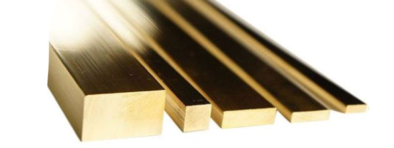 Phosphor Bronze Flat Bar manufacturers in India