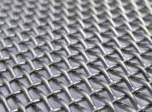 SS 304l Crimped Wire Mesh manufacturer in india